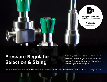 Download our Pressure Regulator Selection & Sizing Guide