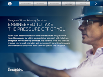 Learn more about Swagelok Hose Advisory Service