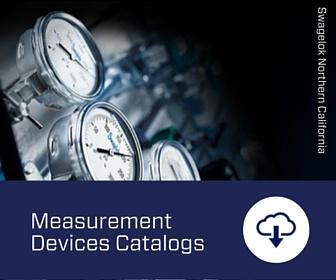 Visit our page on Swagelok measurement devices