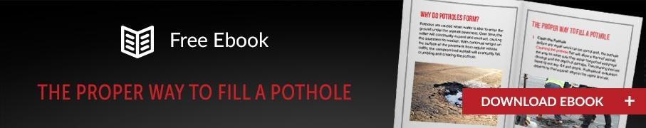 fix a pothole ebook