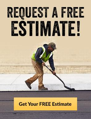 free estimate for paving