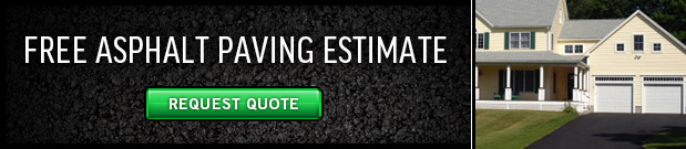 residential asphalt paving estimate