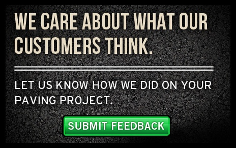 Wolf Paving Customer Survey