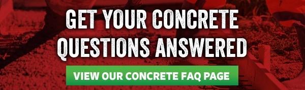 concrete faq