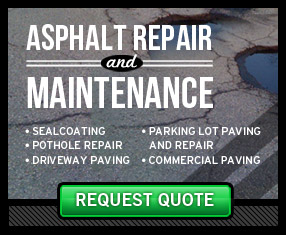 Request an Asphalt Paving Quote