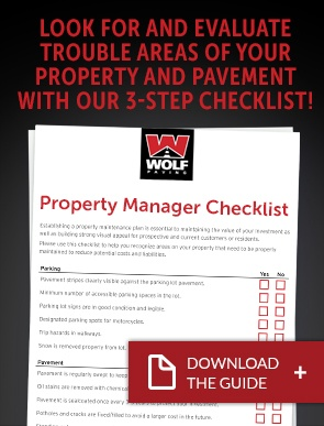 EXTERIOR MAINTENANCE CHECKLIST FOR PROPERTY MANAGERS