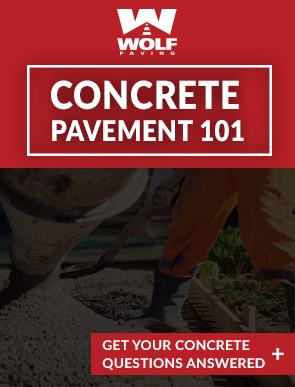 concrete pavement answers
