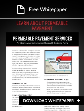 permeable pavement brochure