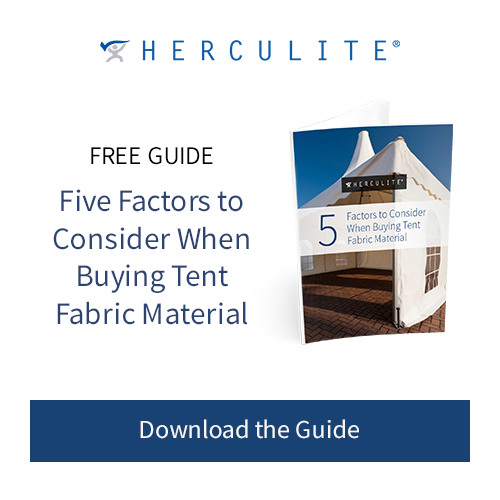 5 Factors to Consider when Buying Tent Fabric Material