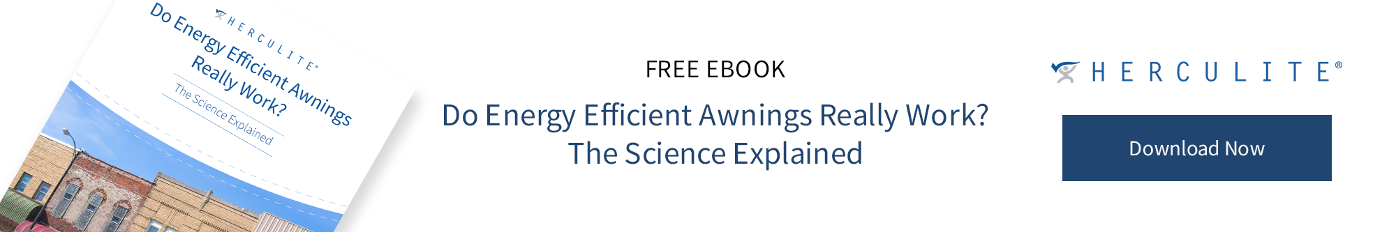 Do Energy Efficient Awnings Really Work? Ebook Herculite