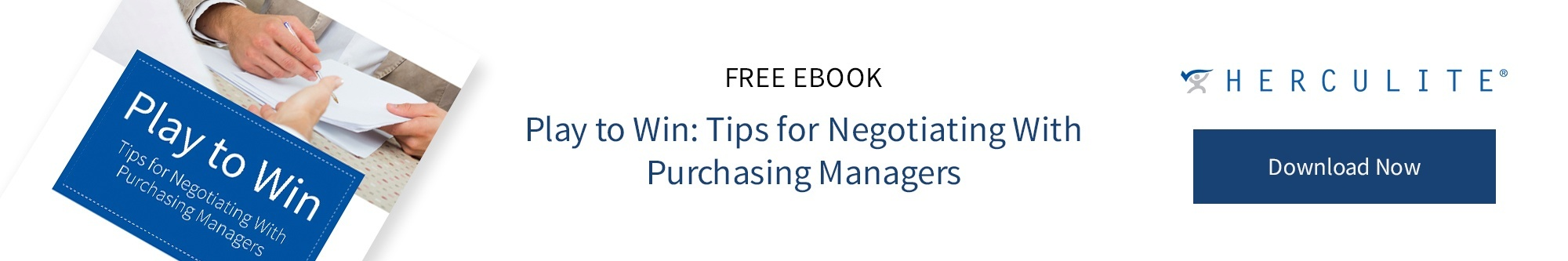 Play to Win: Tips for Negotiating With Purchasing Managers eBook