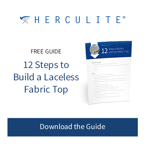 12 Steps to Building a Laceless T Top Free Herculite Guide