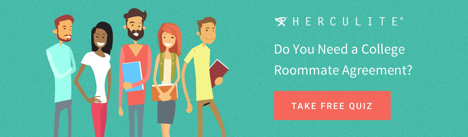 Download Do You Need a College Roommate Agreement Quiz CTA