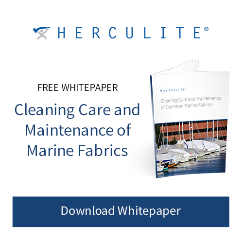 Care and Cleaning Common Marine Fabrics