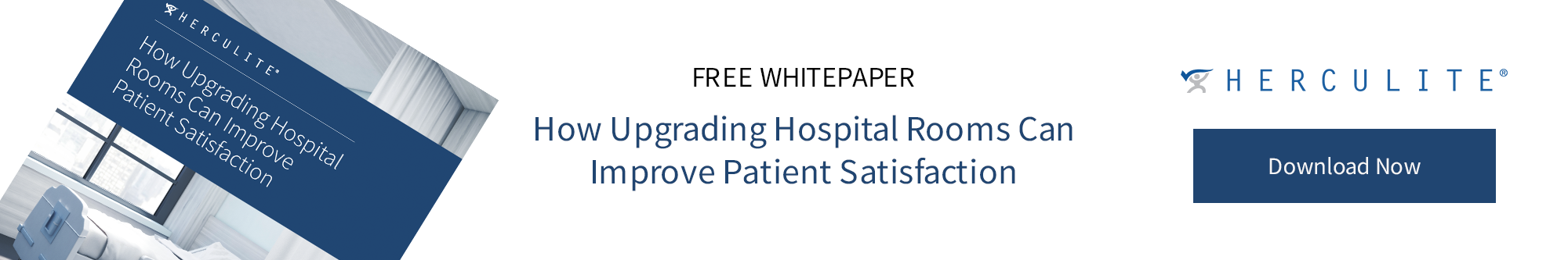 Herculite How Upgrading Hospital Rooms Can Improve Patient Satisfaction Whitepaper