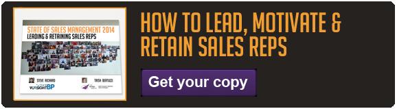 Motivating Sales Reps