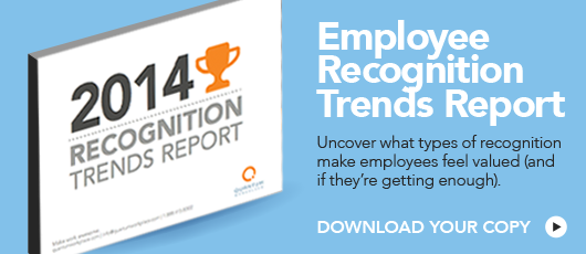 New Research! Employee Recognition Trends Report