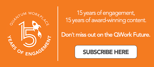 15 Years of Employee Engagement-Blog Subscribe
