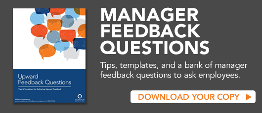 Manager Feedback Questions, Tips, and Templates!