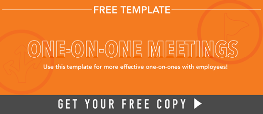 Free template! One-on-One Meetings
