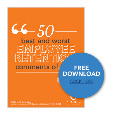 50 Best and Worst Retention Comments