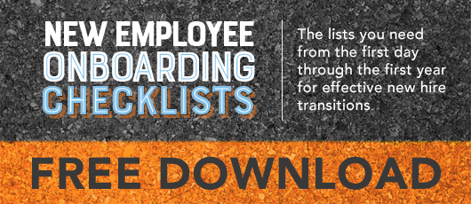 Ebook Download: New Employee Onboarding Checklists