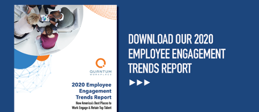 2020 Employee Engagement Trends Report