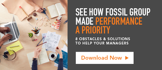 Making Time for Performance Management