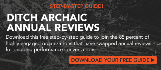 Step-by-Step Guide: 10 Steps to Ditching Archaic Annual Performance Reviews