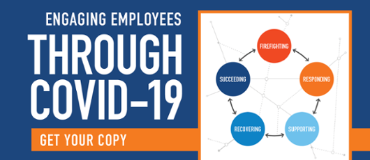 engaging employees through covid-19