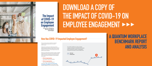Impact of COVID-19 on Employee Engagement