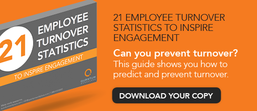 Free ebook! 21 Employee Turnover Statistics to Inspire Engagement
