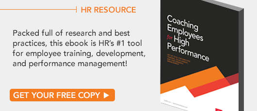 New Ebook! Coaching Employees for High Performance