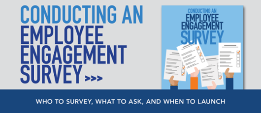 Free ebook! The Complete Guide to Conducting an Employee Engagement Survey