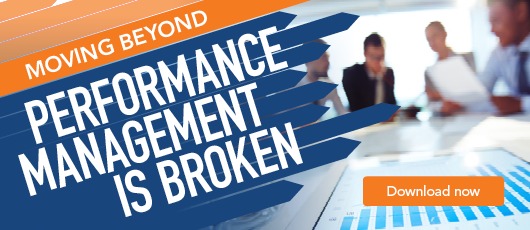 Moving Beyond Performance Management is Broken