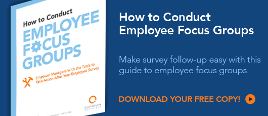 Free ebook! How to Conduct Employee Focus Groups