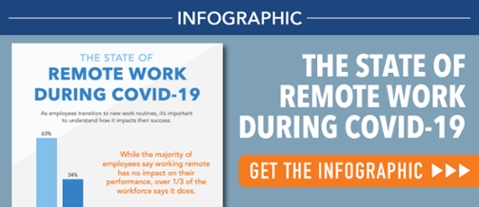 State of Remote Work Infographic
