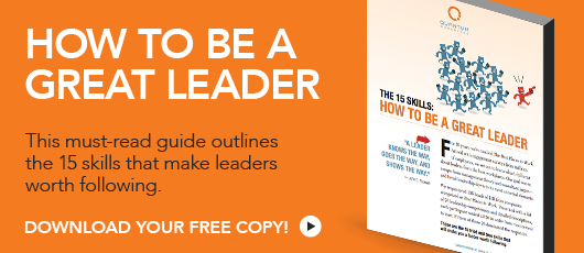 Free ebook! How to Be a Great Leader