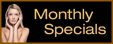 Monthly special med spa